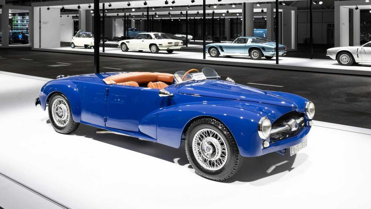 Peugeot 203 Cabriolet RG 1955