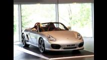 Porsche Boxter e Cayman - 300.000 esemplari prodotti