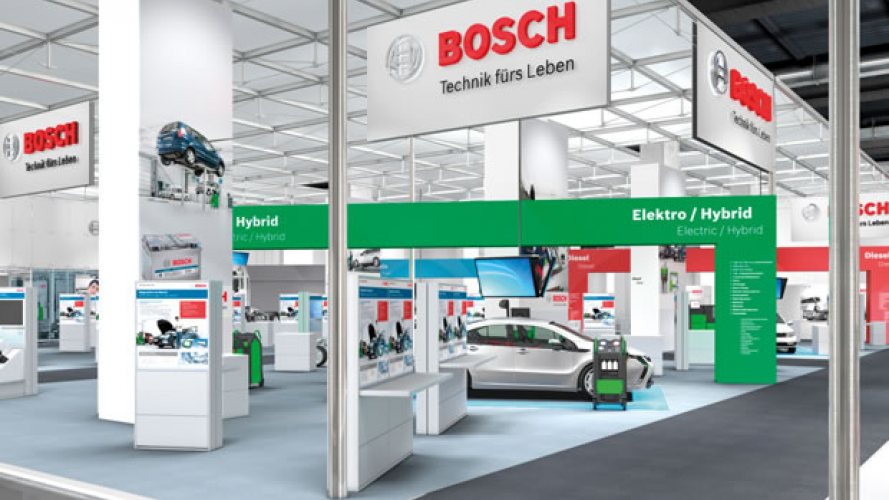 Bosch ad Automechanika 2012