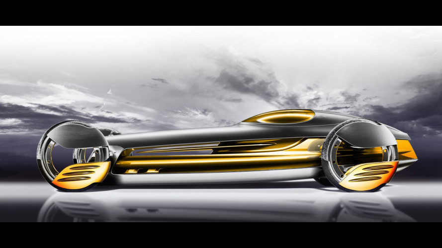 Mercedes SilverFlow