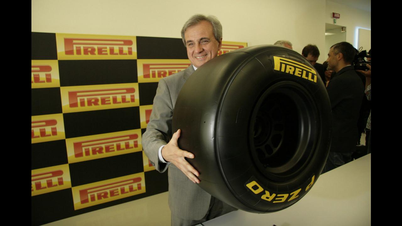 Pirelli presenta il Team