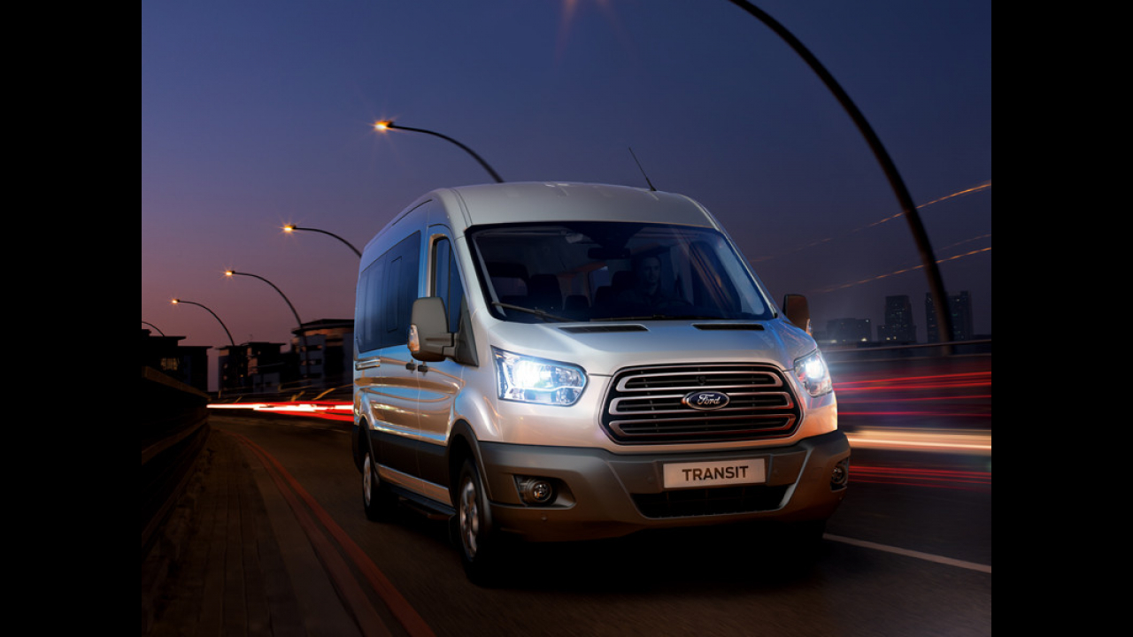 Nuovo Ford Transit 2