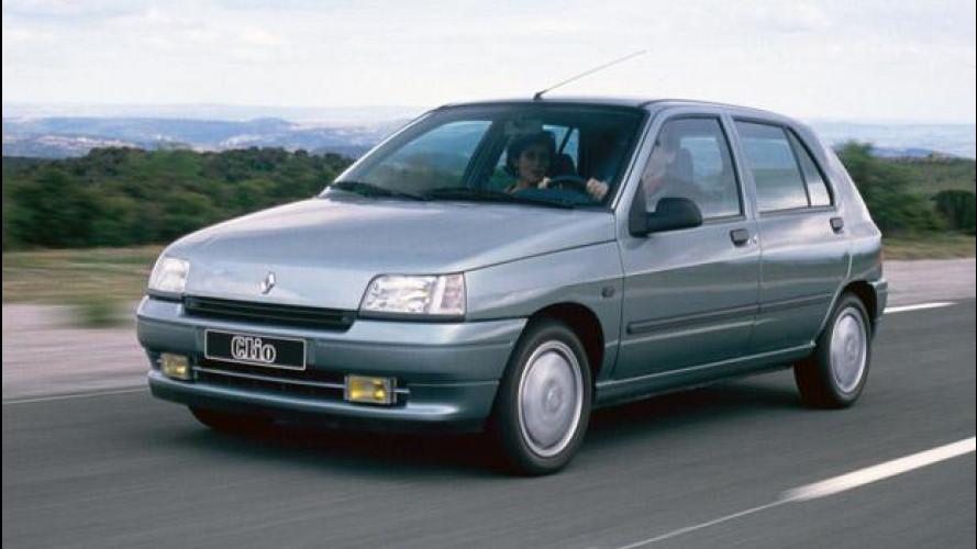 Renault Clio, la musa della storia