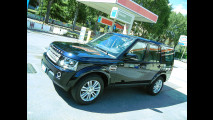 Land Rover Discovery 3.0 SDV6 HSE, test di consumo reale Roma-Forlì