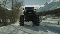 Fiat Panda 4x4 Monster Truck