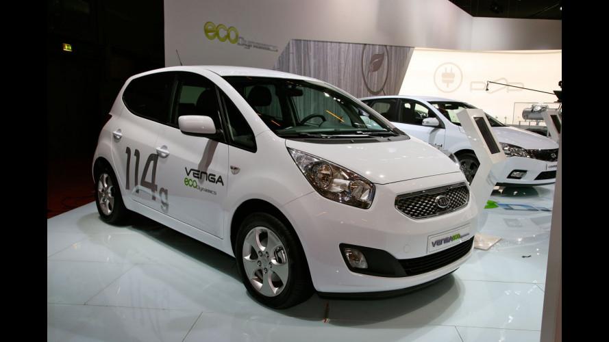 Kia Cee'd, Venga e Sportage Mild Hybrid EcoDynamics