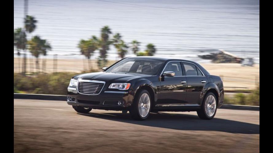 Da marzo le Chrysler saranno Lancia