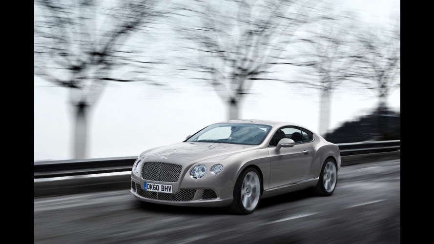Bentley, in arrivo Mulsanne coupé e cabriolet