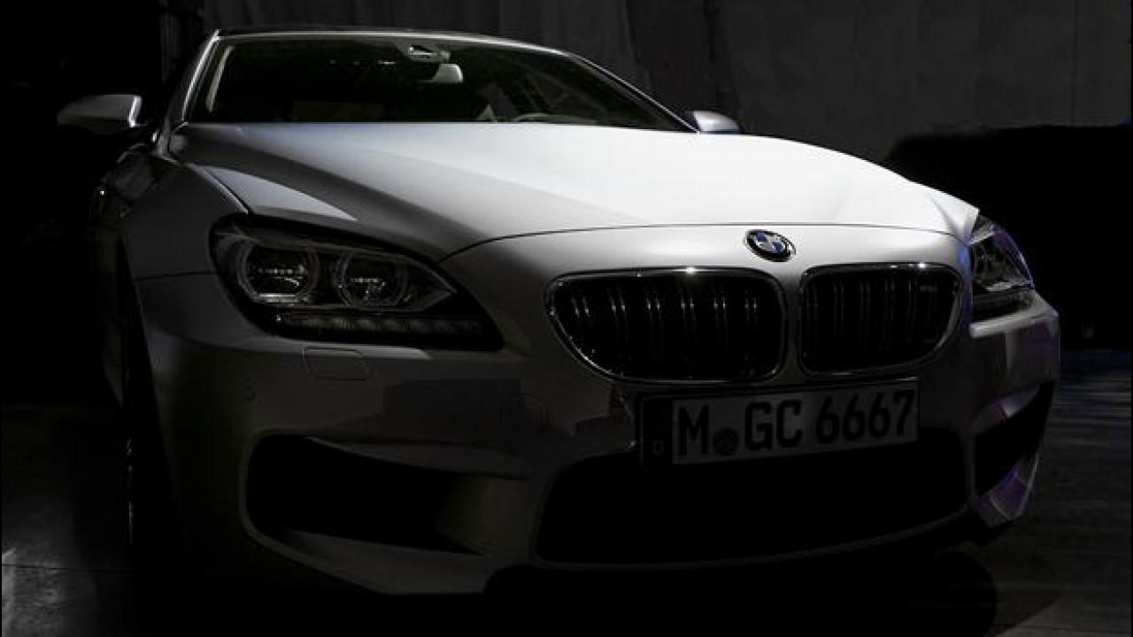 [Copertina] - BMW M6 Gran Coupé, le prime immagini