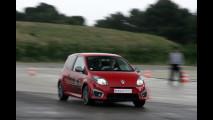 Corso di guida sicura con Twingo RS