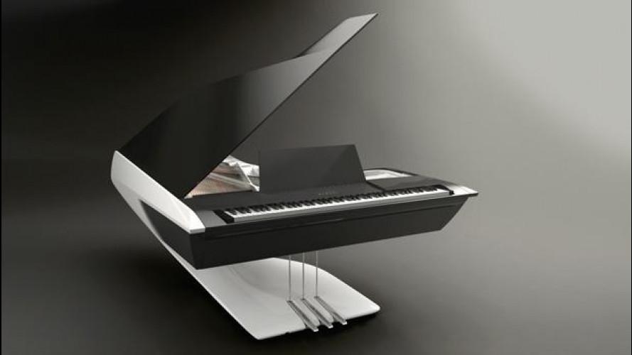 Pleyel by Peugeot Design Lab, il piano del futuro