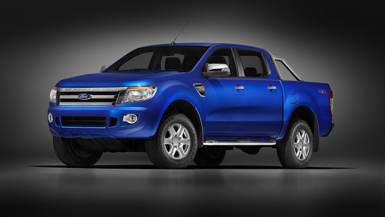 Il Nuovo Ford Ranger