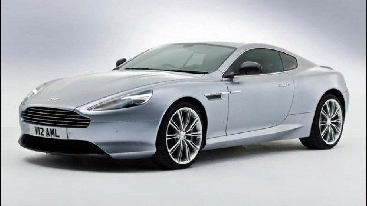 [Copertina] - Aston Martin DB9 restyling