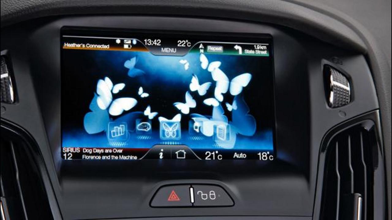 [Copertina] - Ford SYNC con MyFord Touch, debutto sulla Focus elettrica