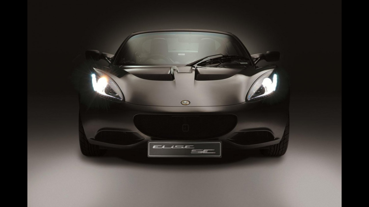 Lotus Elise e Exige Final Editions per gli USA