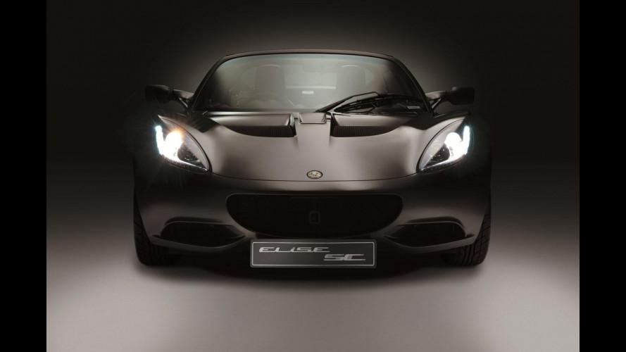 Lotus Elise e Exige Final Editions