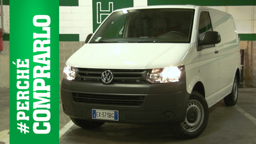 Volkswagen Transporter | Perché comprarlo... e perché no