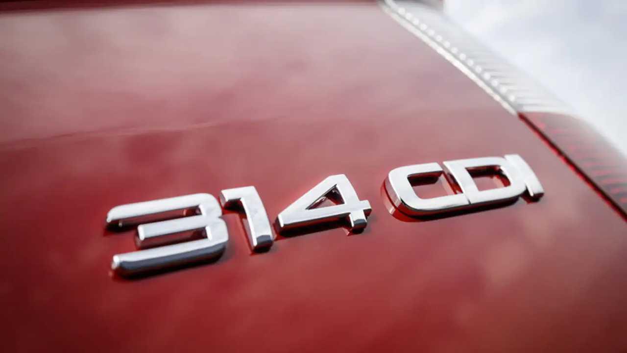 Mercedes Sprinter 5,5 Tonnellate