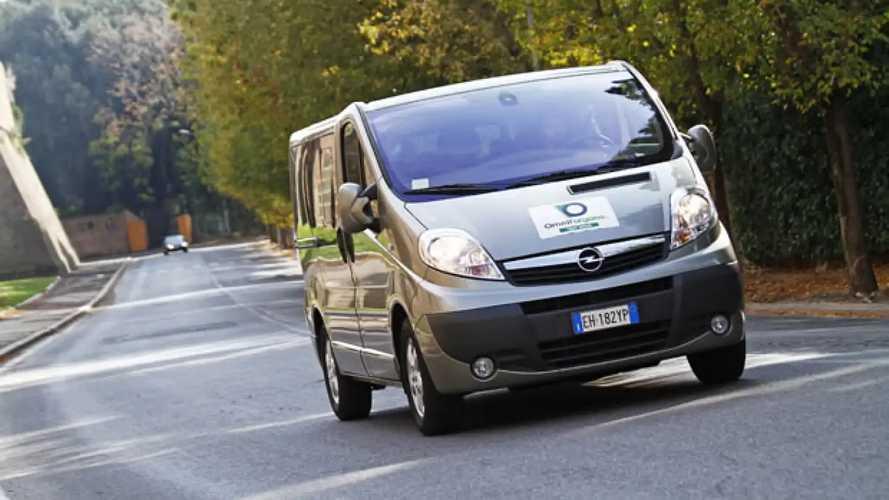Opel Vivaro Tour, un minitest