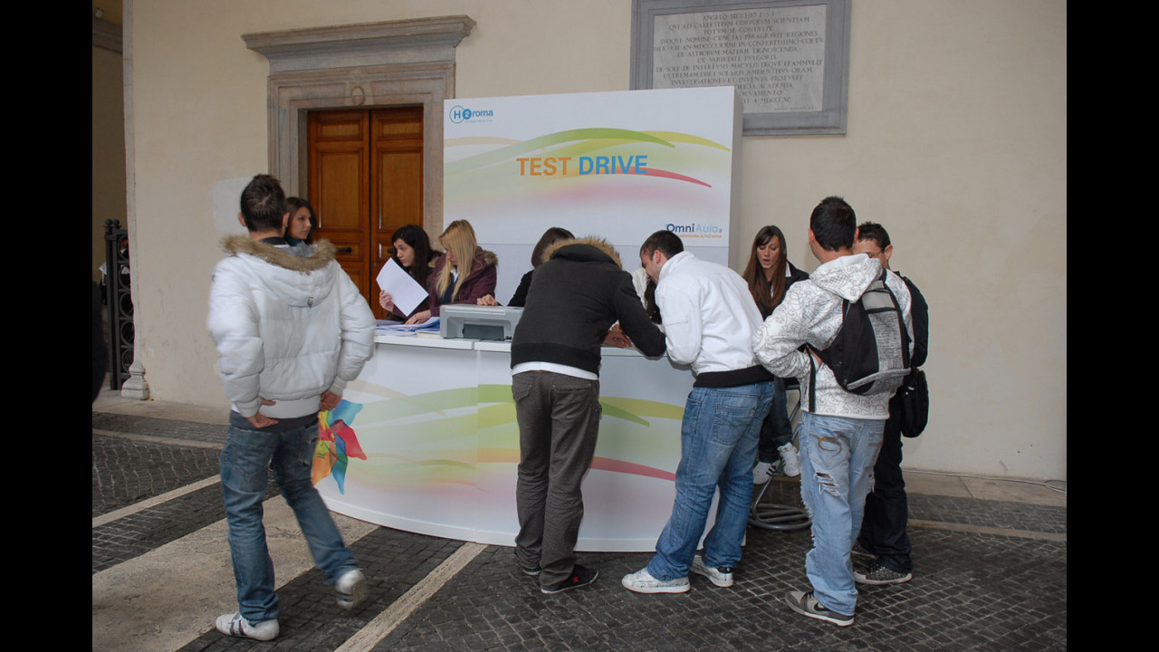 H2Roma 2009 - I GreenDrive