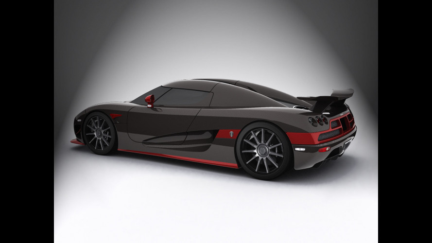 Koenigsegg CCX e CCXR Edition