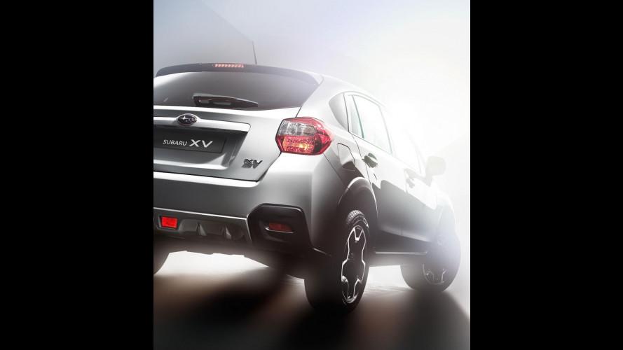 Subaru XV, il nuovo crossover delle Pleiadi