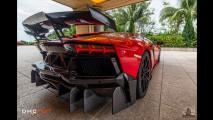Lamborghini Aventador LP988 E-GT