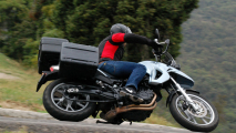 BMW F 650 GS - TEST
