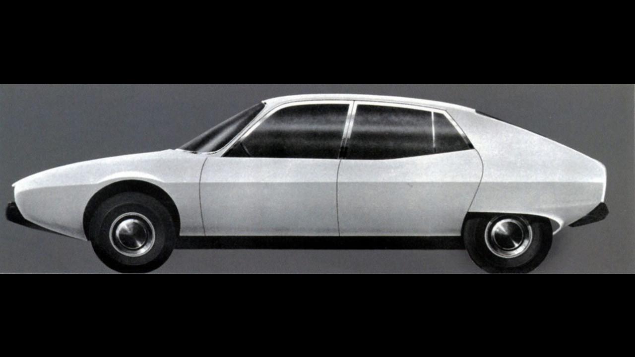 Citroen CX, foto storiche