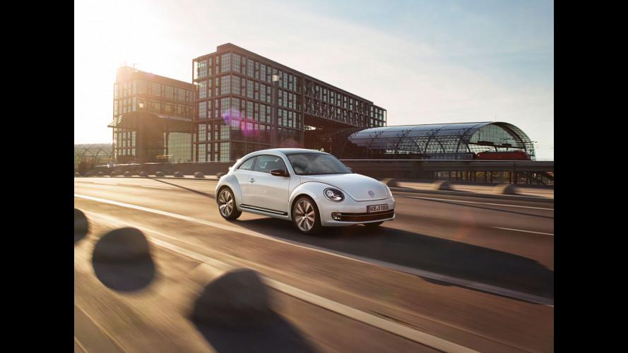 Volkswagen Maggiolino: i prezzi