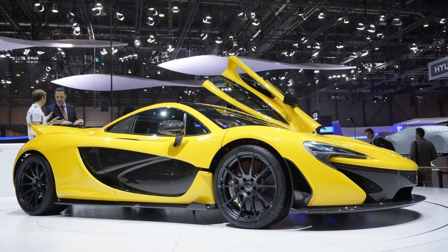 McLaren P1 'online interactive experience' arriving in May [video]
