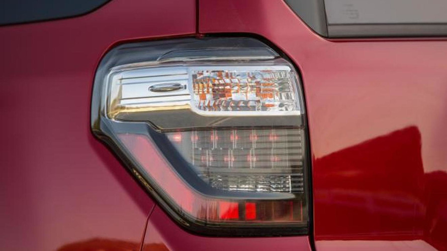 2014 Toyota 4Runner teased