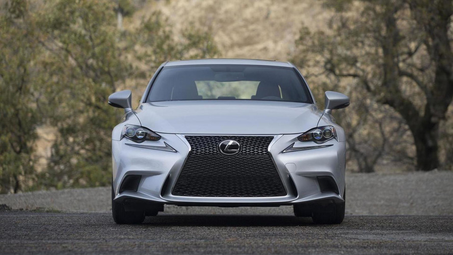 Lexus IS F could still be in the works - report
