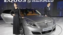 Hyundai Equus by Hermes