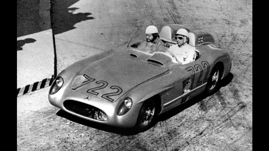 Mercedes e Mille Miglia, insieme per il 2012