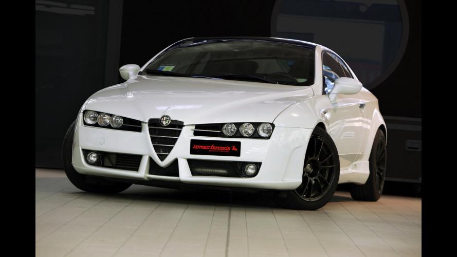 Romeo Ferraris Supercharged RF-Brera