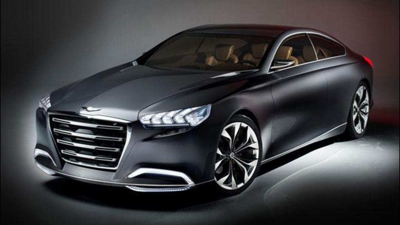 [Copertina] - Hyundai HCD-14 Genesis Concept