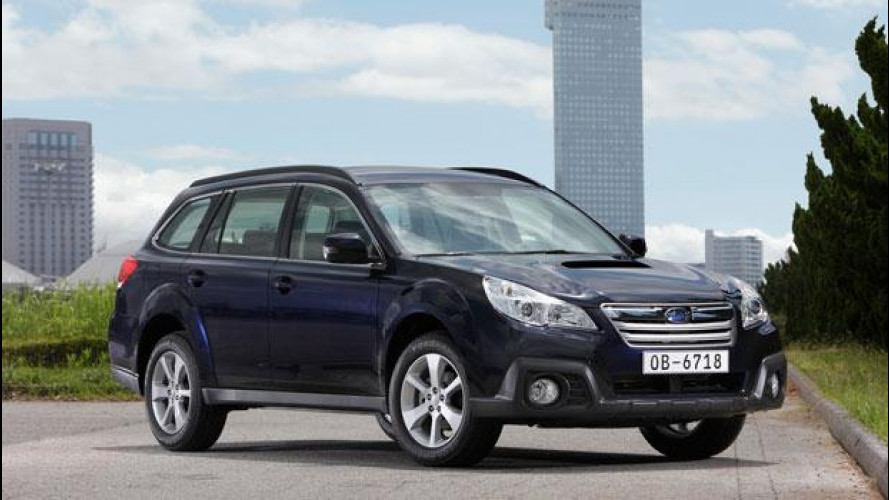 Subaru Outback MY 2013