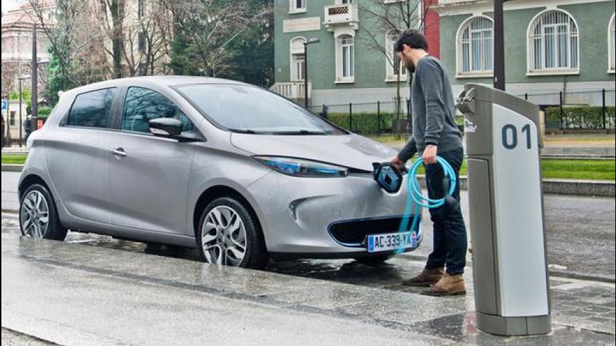 """Auto elettrica, Renault: """"La tecnologia è matura, ma da sola non basta"""""""