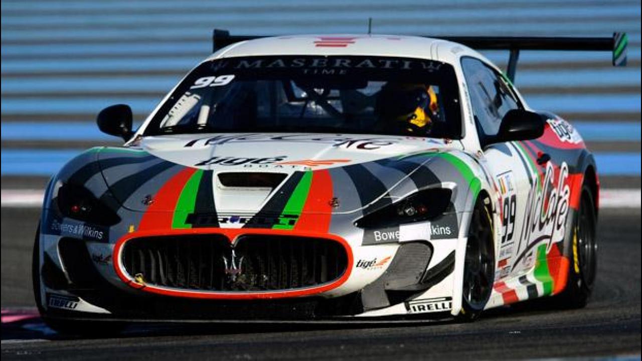 [Copertina] - Kuppens è il campione europeo del Trofeo Maserati GranTurismo MC