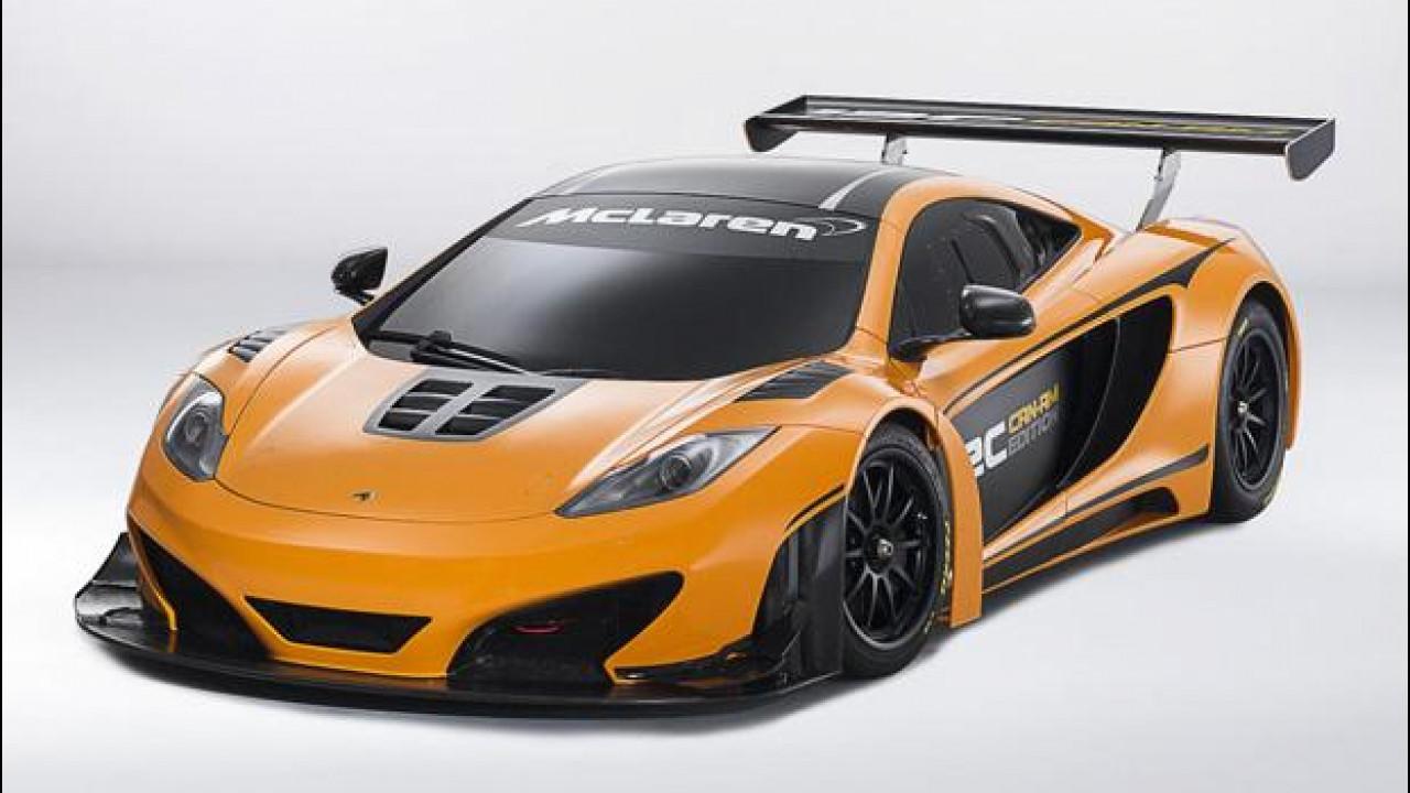 [Copertina] - McLaren 12C Can-Am Edition