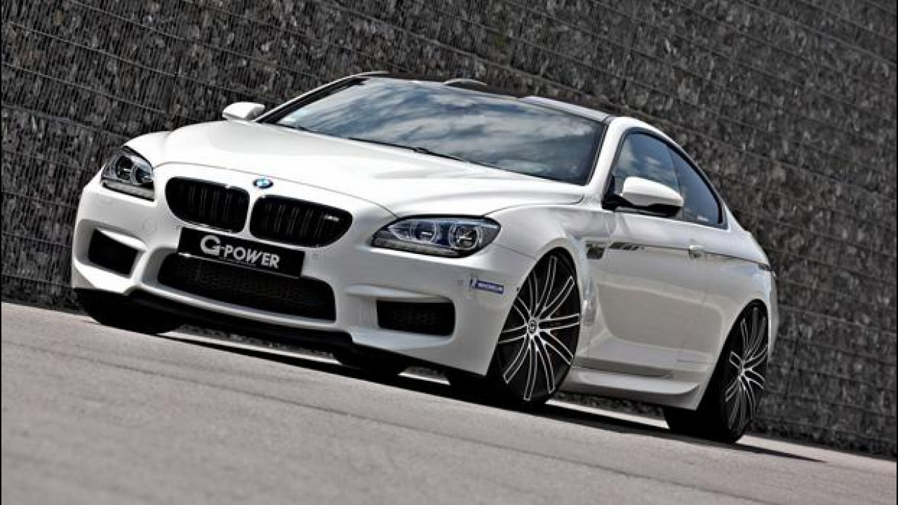 [Copertina] -  G-Power BMW M6 Coupé