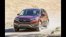 Honda CR-V restyling 2015