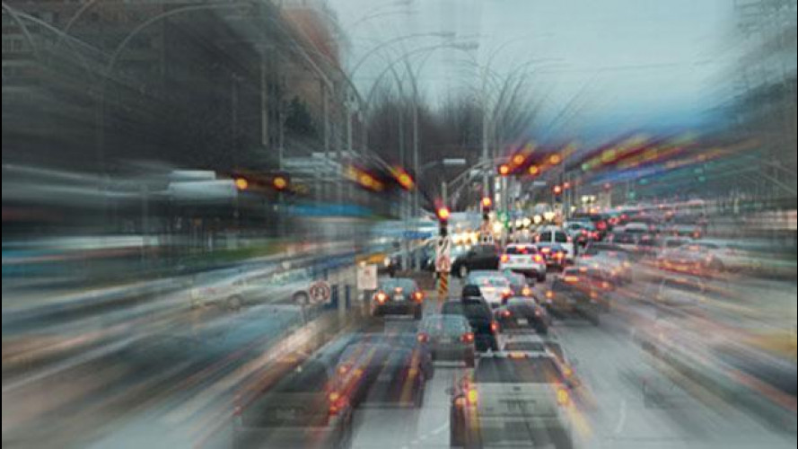 Libro Bianco sulla Mobilità e i Trasporti dell'Eurispes 2013