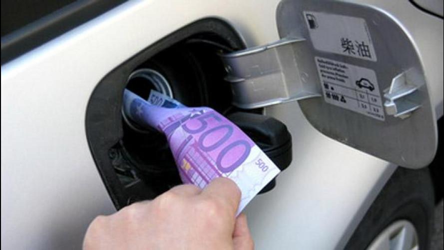 [Copertina] - Benzina, prezzi in aumento per la crisi in Siria