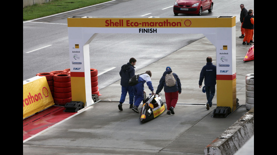 Shell Eco-marathon Europe 2011