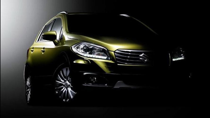 Suzuki porterà a Ginevra la nuova crossover
