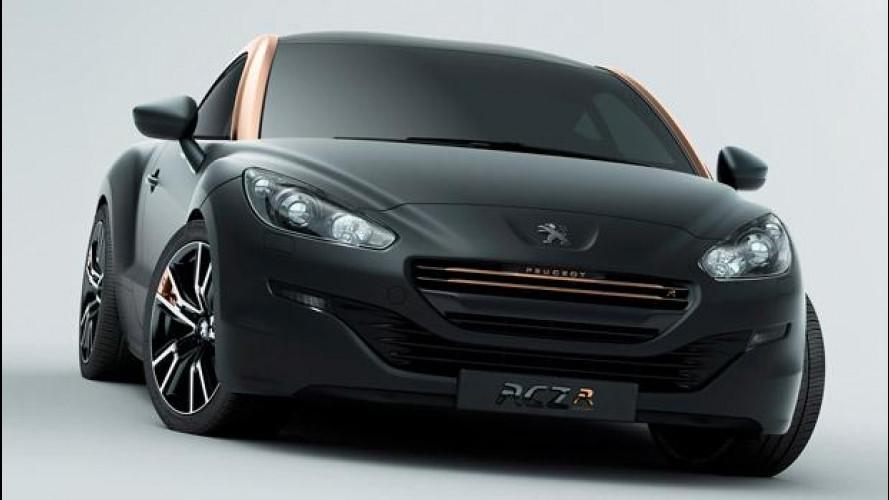 La Peugeot RCZ R di serie esordirà a Goodwood