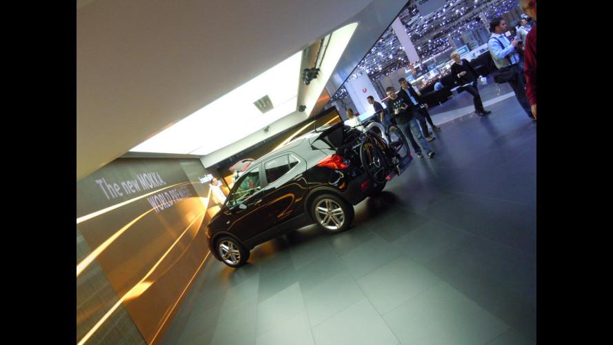Opel Mokka, quando l'utilitaria s'impone