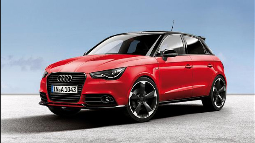 [Copertina] - Audi A1 amplified